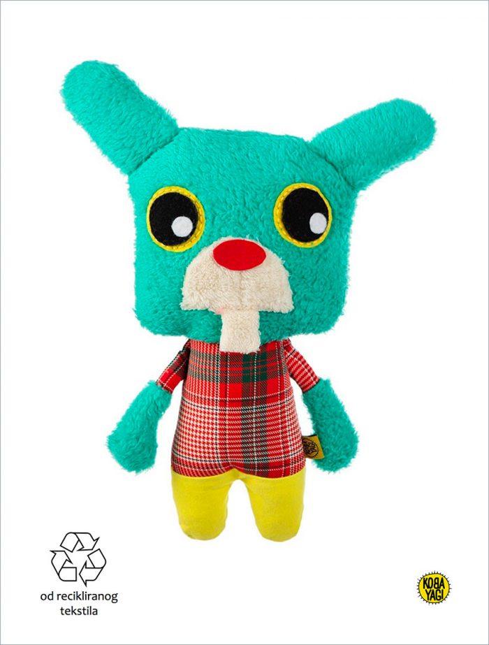 koba-yagi-plišane-igračke-reciklaza-recklirani-materijal-zeka-zec